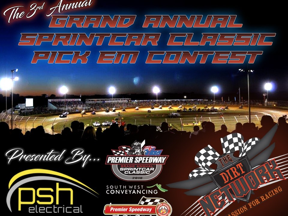 grand annual sprintcar classic betting