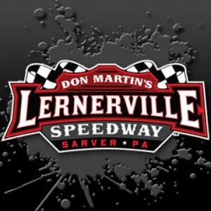 Lernerville Splotch Logo