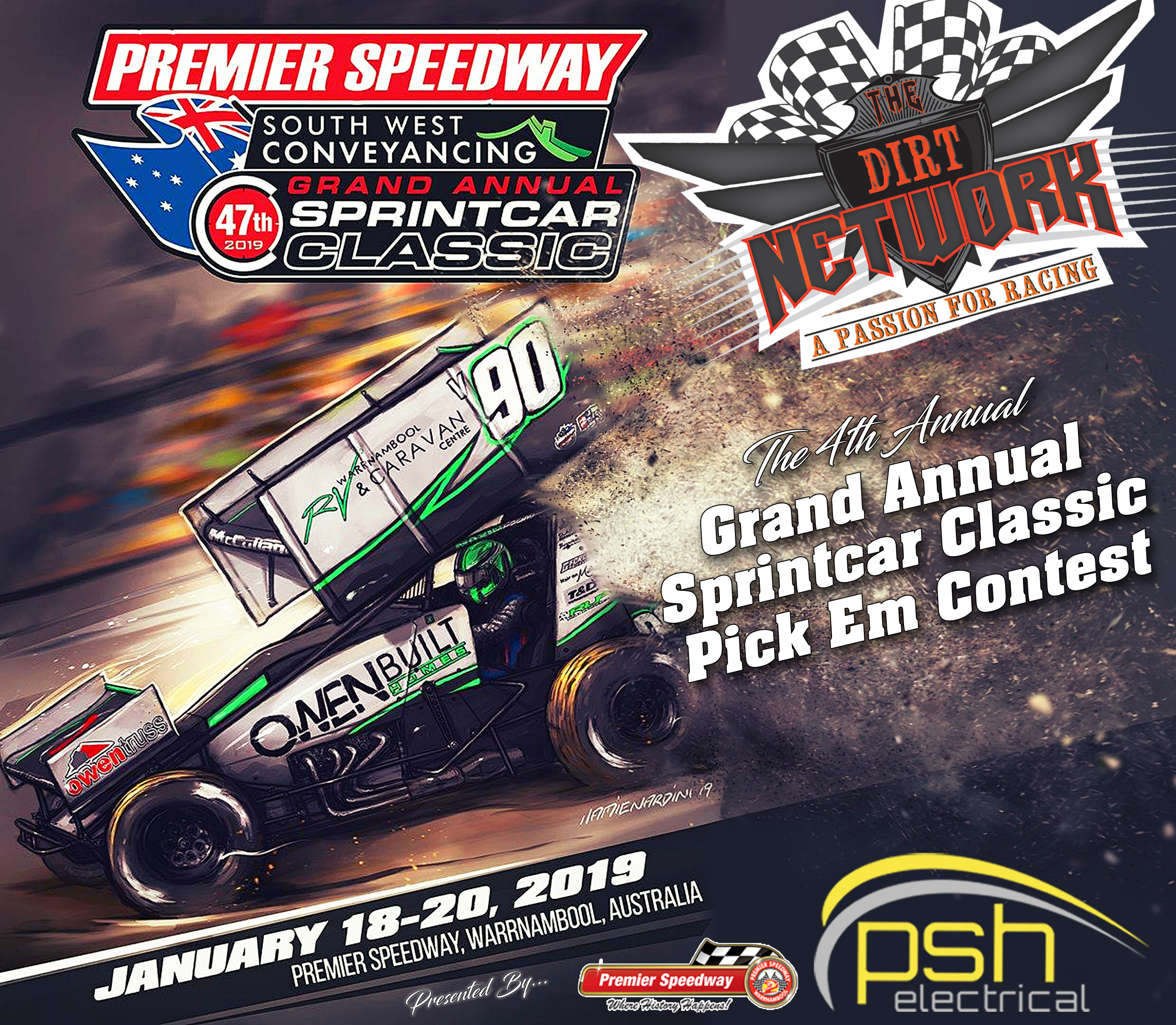Grand annual sprintcar classic betting binary options australia regulated waste